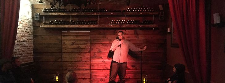 Free Comedy Show Mondays at Klimat Lounge (NYC)