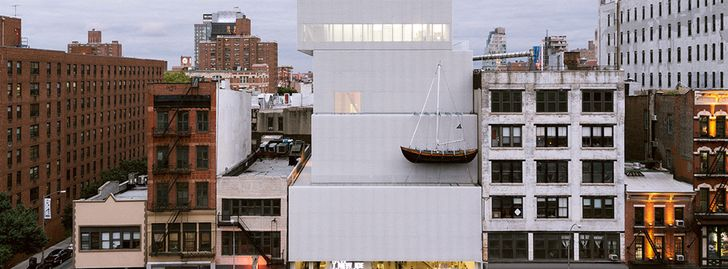 New Museum of Contemporary Art Free Thursdays - Pay-What-You-Wish Admission