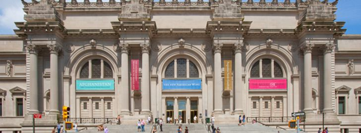 The Metropolitan Museum of Art Suggested-Free Admission Wednesdays