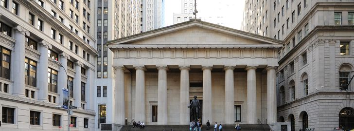 Federal Hall National Memorial Free Admission Thursday
