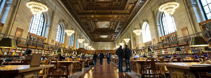 The New York Public Library Free Admission Monday