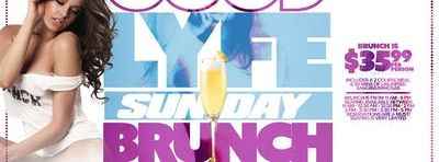 The GoodLyfe Sunday Brunch & Day Party (Ladies Free Sangria/Mimosas 11-3pm)