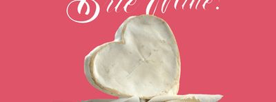 Brie Our Valentine: French Cheese Board & Président Cheese Pop-Up