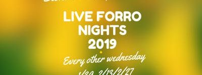 Live Forro Music Night