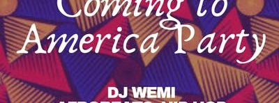 Coming to America Party