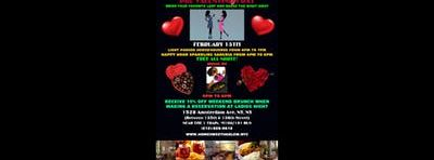 Ladies Night Pre Valentine's Day Event