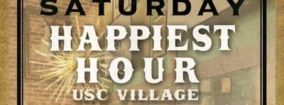 Rock & Reilly's USC Happiest Hour  - $3,$4,$5 Drinks from 3-5pm