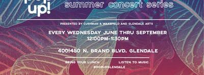 PopUp! Summer Concert Series