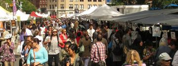 Union Square Greenmarket Fridays
