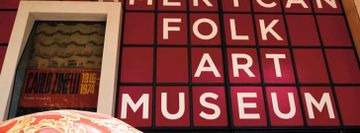 American Folk Art Museum Free Admission Friday