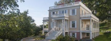 Hamilton Grange National Memorial Free Admission Friday