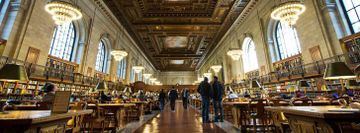 The New York Public Library Free Admission Sunday