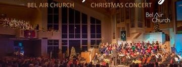 Christmas for the City: Free Benefit Concert at Bel Air Presbyterian Church