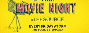 Outdoor Movie Night at The Source