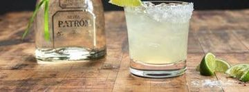 National Margarita Day with Patron Tequila