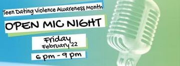Youth Voices Network Presents: Open Mic Night!