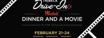 Tribeca Drive-In Presents Westfield Dinner and a Movie