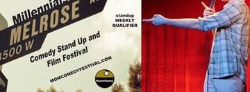 #uarefunny #mom Comedy Festival weekly qualifier Comedy Show watch for Free
