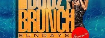 Boozy Brunch Sundays at Jimmy's 38th