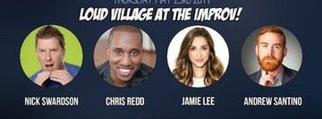 FREE COMEDY TIX: Nick Swardson, Chris Redd + more at Hollywood Improv!