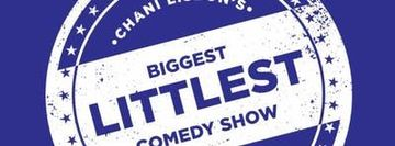 Chani Lisbon's Biggest Littlest Comedy Show in Brooklyn
