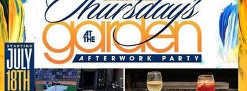 Afterwork Thursdays At The Garden @ Spyce Astoria Every Thursday Starting Thurs July 18th Midtown Music By DJ Ty Boogie + DJ Gully + DJ Norie w/Happy Hour  2 for 1 Drinks + Free Admission w/RSVP