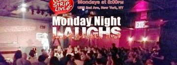 Free Tickets at the World Famous Comic Strip Live -  Standup Comedy