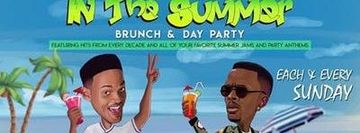H.I.T.S. (Heat In The Summer) Bottomless Brunch & Day Party